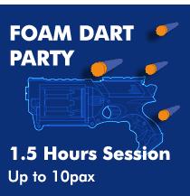 Foam Dart Party