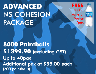 NS COHESION PACKAGES - Advance