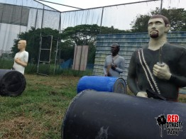 Red Dynasty Paintball Park - Bukit Timah, Turf City – Shooting Gallery