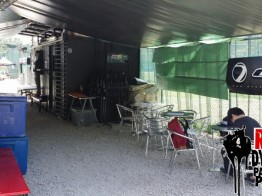 Red Dynasty Paintball Park - Bukit Timah, Turf City – Waiting Area