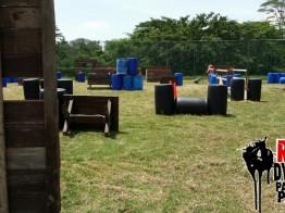 Red Dynasty Paintball Park - Bukit Timah, Turf City – Kill Zone 1