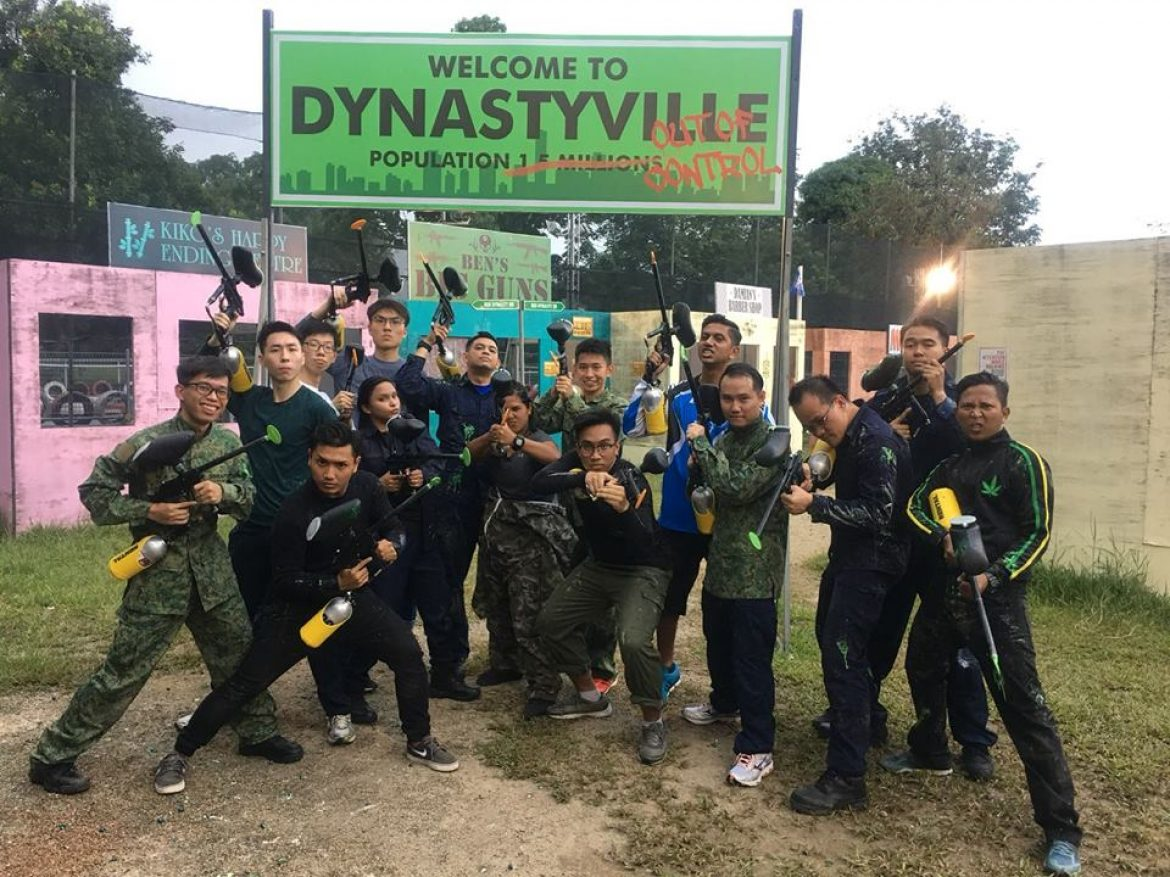 Playing paintball for the first time? READ THIS!