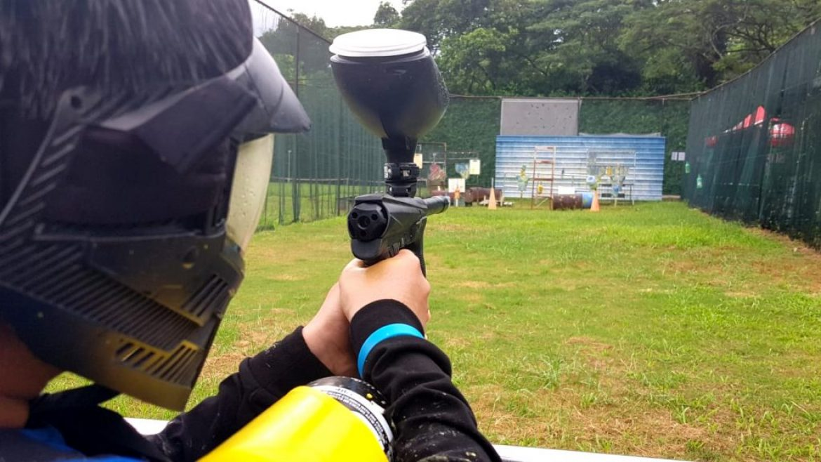 5 Things You MUST Do To Enhance Your First Paintball Experience?