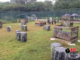 Red Dynasty Paintball Park - Bukit Timah, Turf City – Kill Zone 2