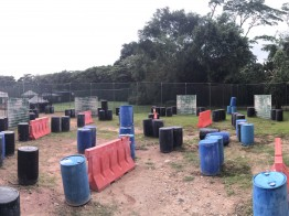 Red Dynasty Paintball Park - Bukit Timah, Turf City – Area 51