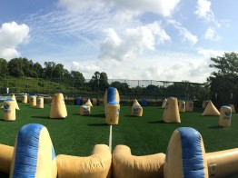 Red Dynasty Paintball Park - Bukit Timah, Turf City – Speedball Field 2