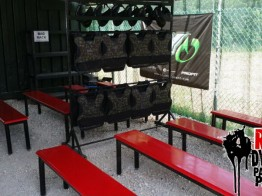 Red Dynasty Paintball Park - Bukit Timah, Turf City – Briefing Area